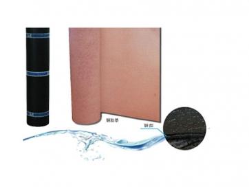 弹性体改性沥青铜胎基耐根穿刺防水卷材